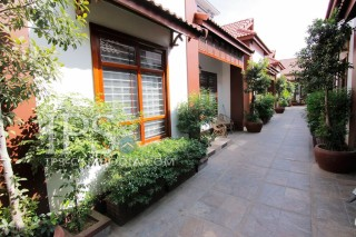 Townhouse For Rent in Phnom Penh - One Bedroom in Toul Tum Poung