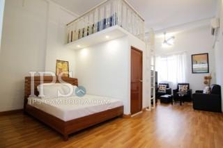 One Bedroom Studio Flat for Rent in Daun Penh