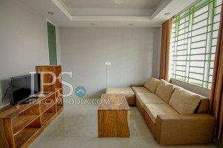 Serviced Apartment for Rent in Phnom Penh - BKK3 One Bedroom