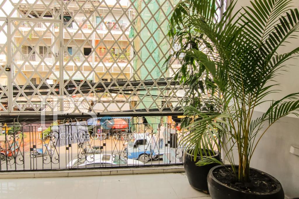 Apartment for Rent in Phnom Penh - Two Bedrooms in Daun Penh