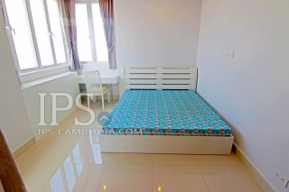 Service Apartment For Rent - One Bedroom in Chroy Chongva thumbnail
