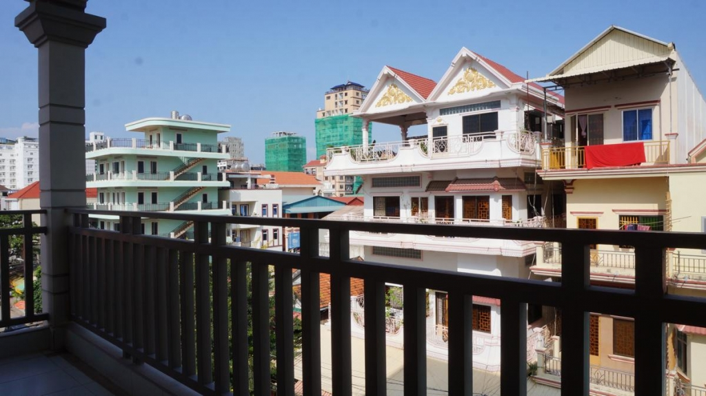 One Bedroom Apartment  for Rent in Phnom Penh - Close to Russian Market