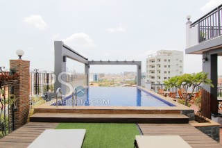 Phnom Penh Apartments - Two Bedrooms in Toul Kork