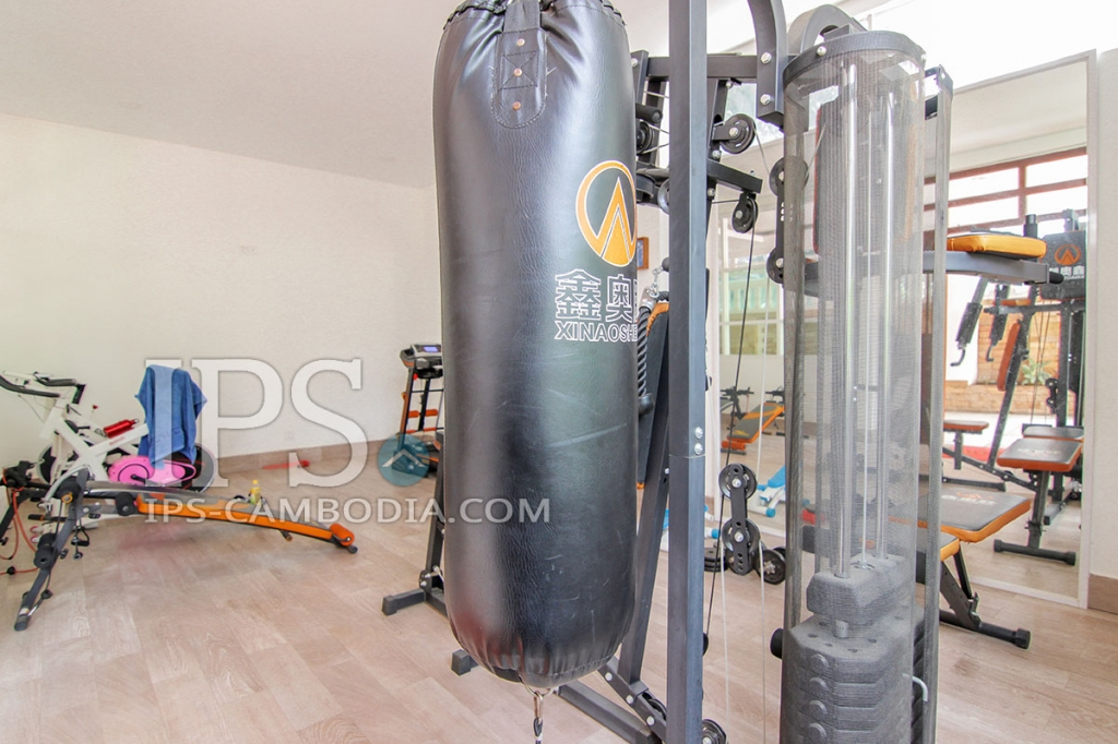 Two Bedroom Serviced Apartment in Phnom Penh