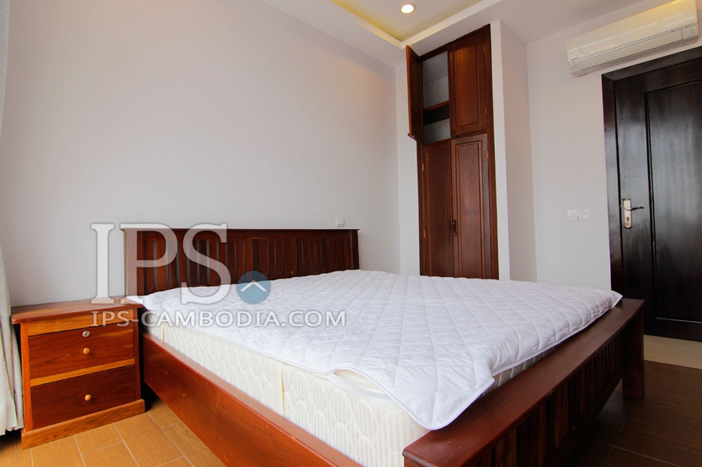 Phnom Penh Apartment Rental - Two Bedroom in Toul Tum Poung