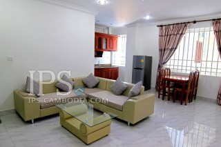 Apartment For Rent in Phnom Penh- Two Bedroom in Toul Tum Poung