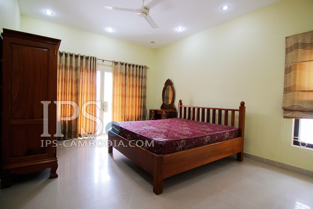 Villa for Rent in Phnom Penh - Three Bedrooms in Toul Kork