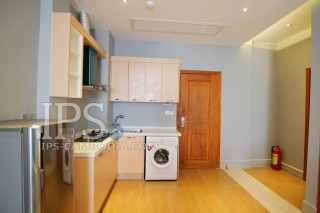 One Bedroom Serviced Apartment in Phnom Penh For Rent - Toul Svay Prey thumbnail