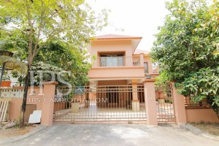Villa for Rent in Phnom Penh - Three Bedrooms in Toul Kork thumbnail