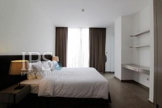 Phnom Penh Serviced Apartment for Rent - One Bedroom BKK1
