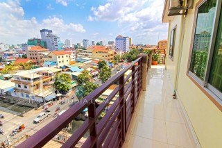 Two Bedroom in Boeung Trabek - Apartment For Rent in Phnom Penh