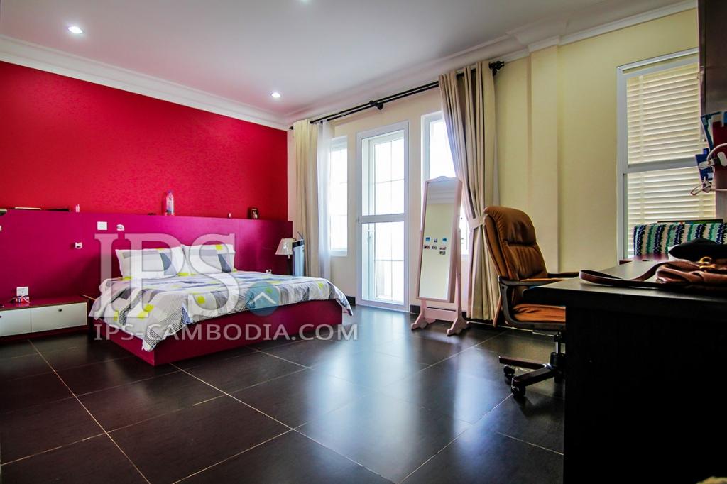 Villa For Rent in Phnom Penh - Four Bedrooms in Sen Sok