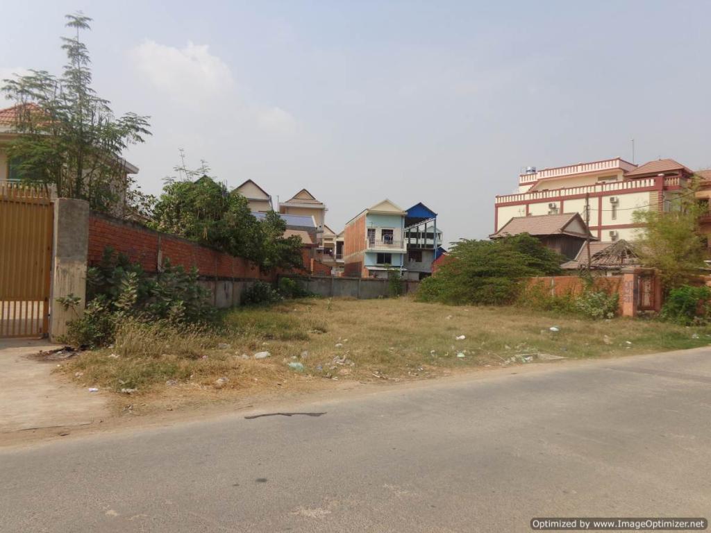 Phnom Penh Thmei Land for sale