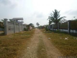 Sen Sok Development Land For Sale