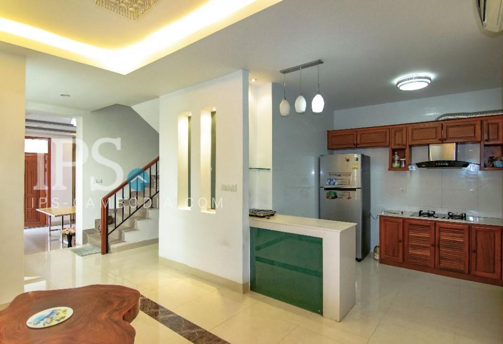 Modern Villa for Rent in Chroy Changvar - 4 Bedrooms