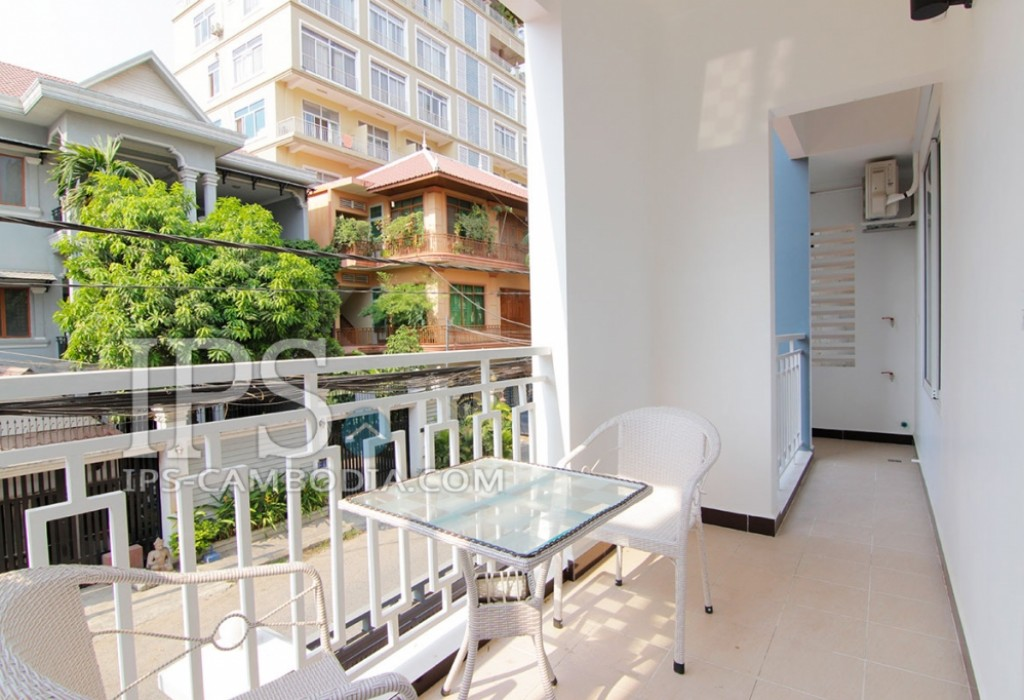 Phnom Penh Apartment for Rent in BKK3 - Two Bedrooms