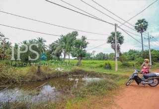 Land for Sale in Siem Reap - 360 sqm.