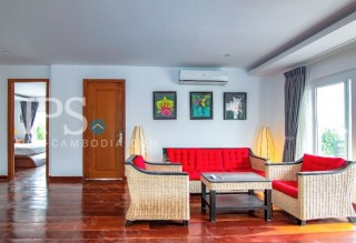 BKK1 Serviced Apartment for Rent - 2 Bedrooms