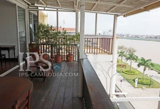 Three Riverside Apartments for Sale in Phnom Penh