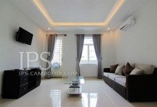 Pristine One Bedroom Serviced Apartment for Rent in Boeung Tompun - Phnom Penh
