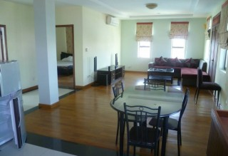 2 Bedroom Apartment in Wat Phnom