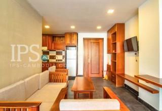 Tonle Bassac Studio Apartment for Rent