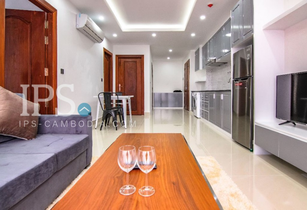 Serviced Apartment for Rent in 7 Makara - 2 Bedrooms