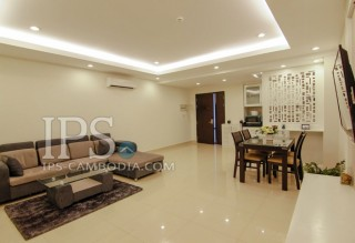 Two Bedroom Serviced Apartment in Phnom Penh - Near Russian Market