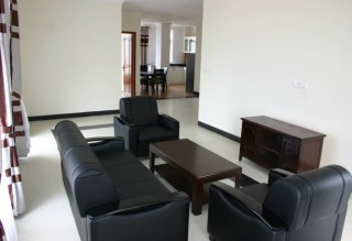 Two Bedroom Apartment in Tonle Bassac For Rent