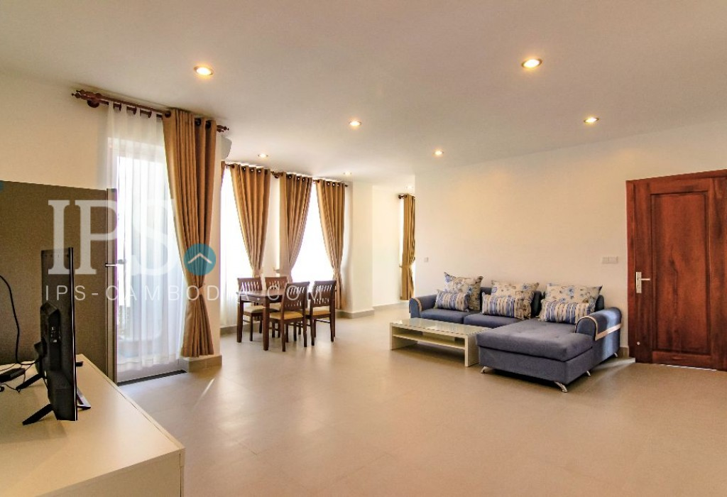 2 Bedroom Serviced Apartment For Rent - Toul Tum Poung, Phnom Penh