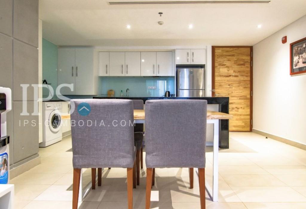 Daun Penh  Apartment for Rent - 2 Bedrooms
