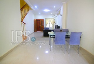Townhouse For Rent in Phnom Penh - Four Bedrooms in Tonle Bassac