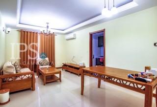Tonle Bassac Apartment for Rent - 2 Bedrooms