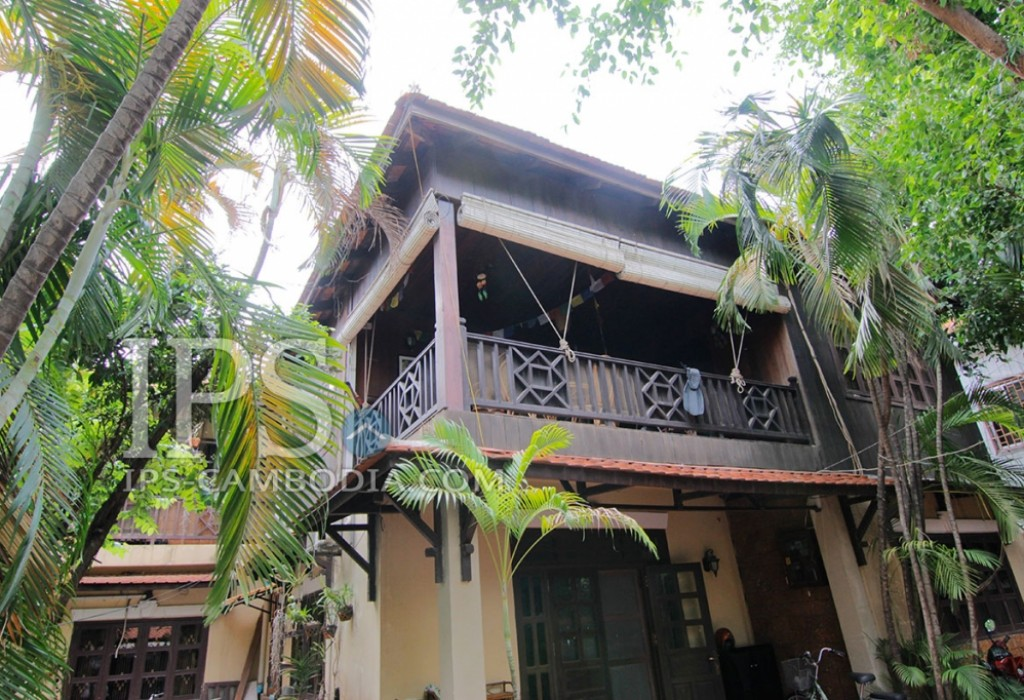 House For Rent in Boeung Trabek - Three Bedrooms