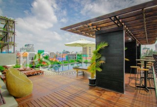 Perfectly Located Serviced Apartment in Phnom Penh