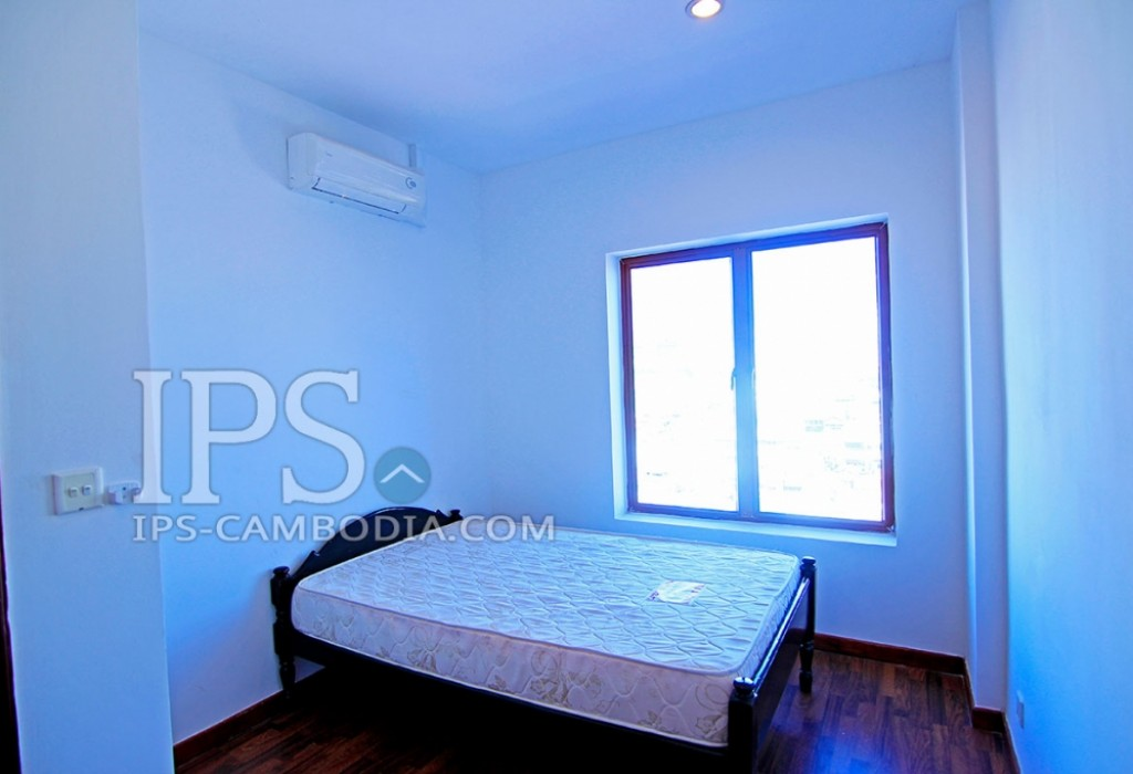 Three Bedroom Fully Furnished Apartment for rent in Daun Penh