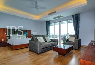 Serviced Apartment for Rent in Chroy Changvar - Studio