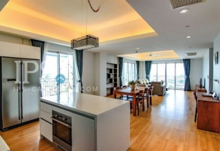3 Bedroom Apartment for Rent - Chroy Changvar, Phnom Penh
