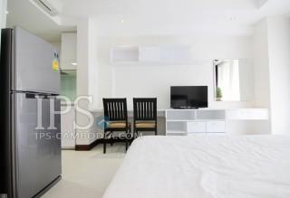 1 Bedroom Studio Apartment For Rent - Daun Penh, Phnom Penh thumbnail