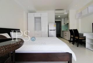 1 Bedroom Studio Apartment For Rent - Daun Penh, Phnom Penh