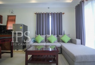 Siem Reap Apartment - One Bedroom For Rent