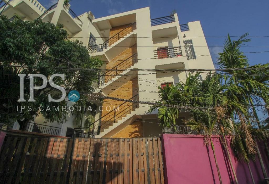 Apartment Building for Sale in Siem Reap - Slor Gram