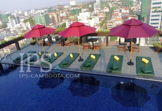 Hotel Business For Sale in Phnom Penh - 72 Bedrooms in 7 Makara