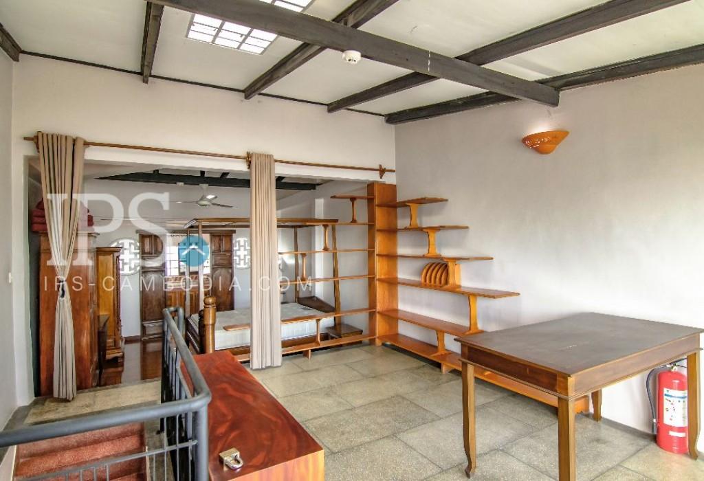 Elegant 1 Bedroom Apartment for Rent - Daun Penh