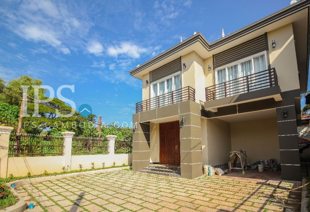 Villa for Rent - Siem Reap
