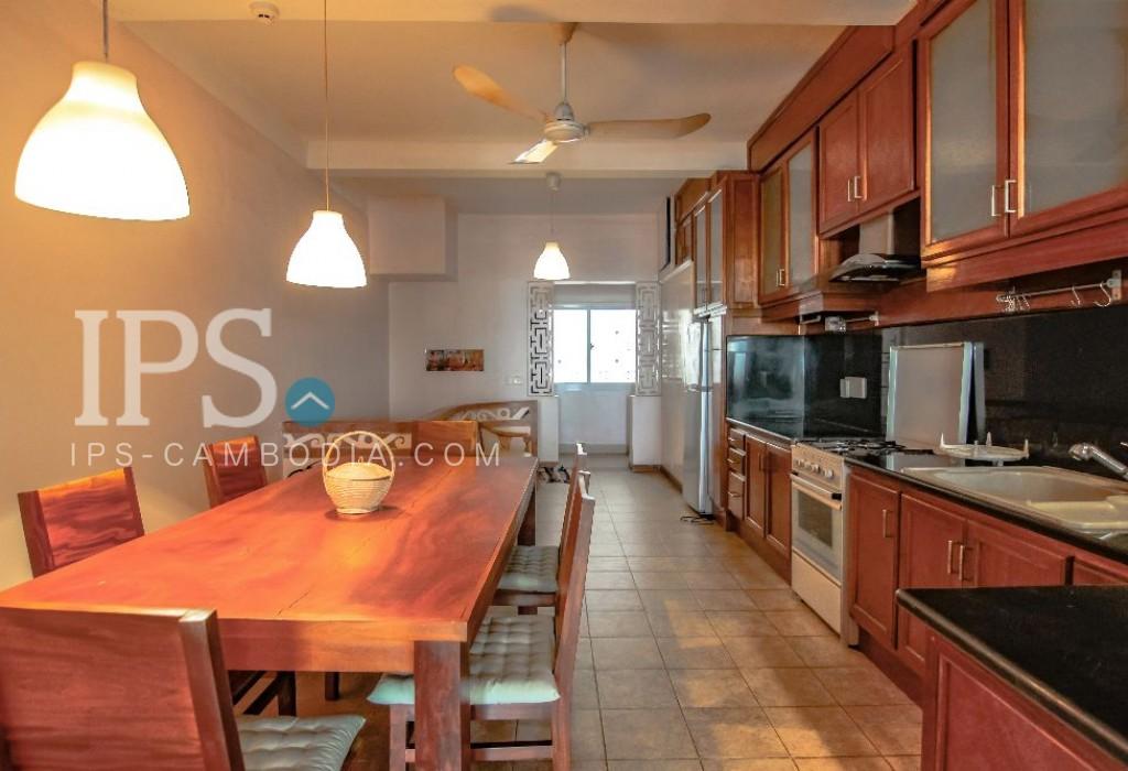 Duplex Apartment For Sale Daun Penh 1 Bedroom 4949 Ips