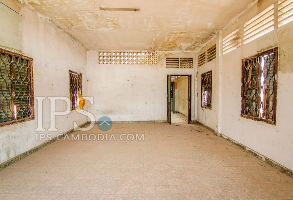 House For Sale in Phnom Penh -  Russey Keo