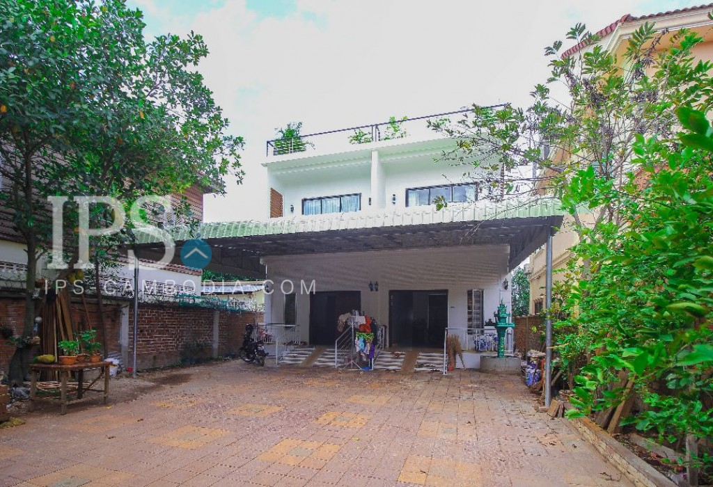 Townhouse for Rent in Siem Reap