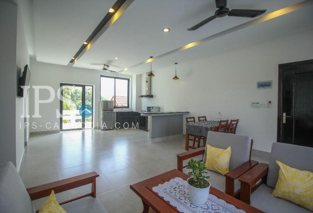 2 Beds Apartment Rental - Siem Reap