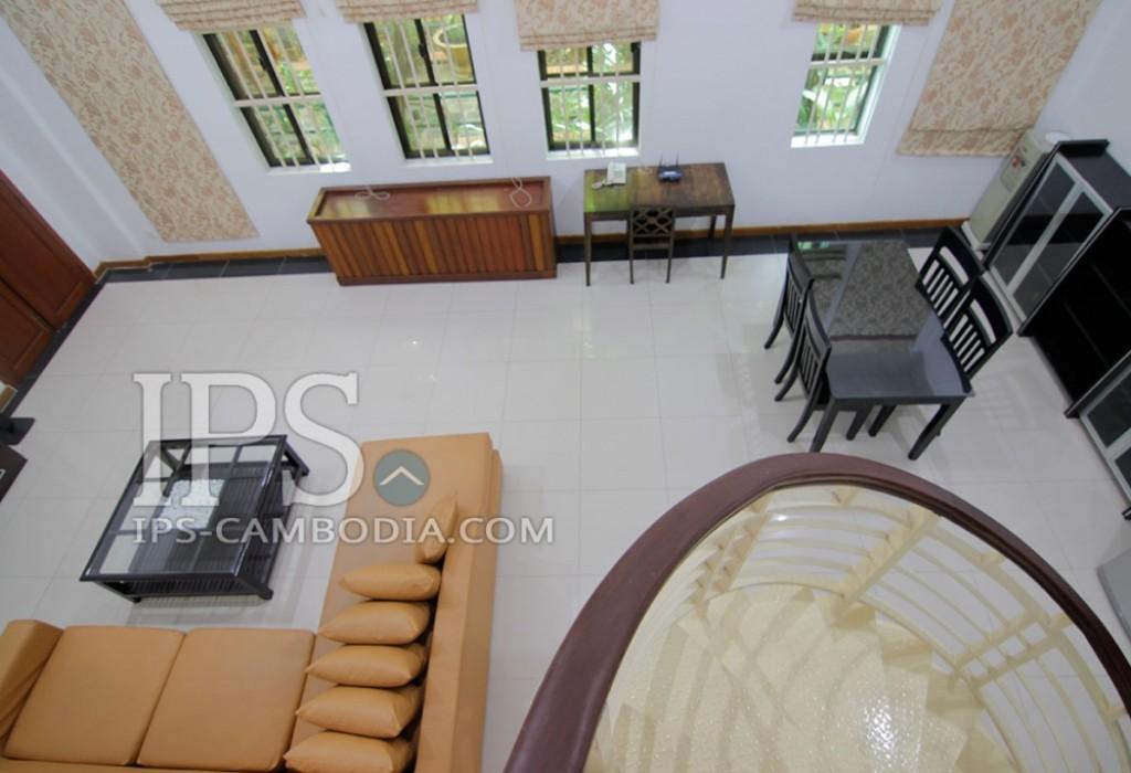 3 Bedroom Apartment For Rent in Wat Phnom, Phnom Penh